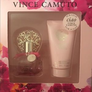 Vince Camuto Eau De Parfume Spray & Body Lotion